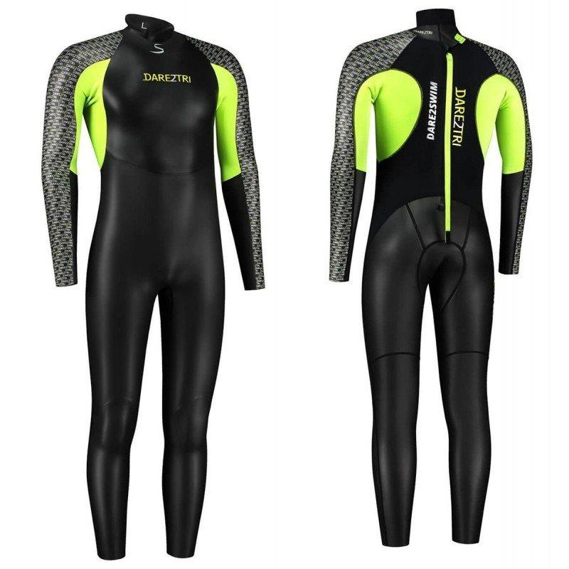 Combinaison de Triathlon Dare2Tri Swim Homme
