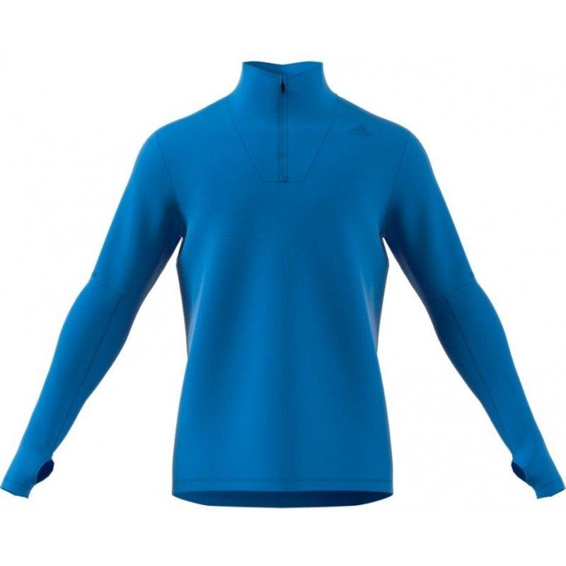 maillot de running manches longues adidas supernova 1/4 zip dn3223