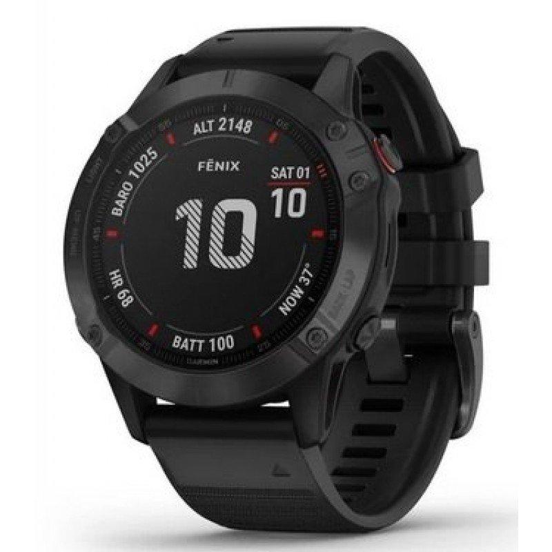 montre cardiofrequencemetre de running gps garmin fenix 6 PRO 010-02158-02