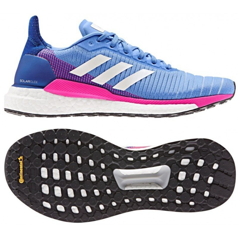 chaussures de running pour femmes adidas solar glide 19 g28039