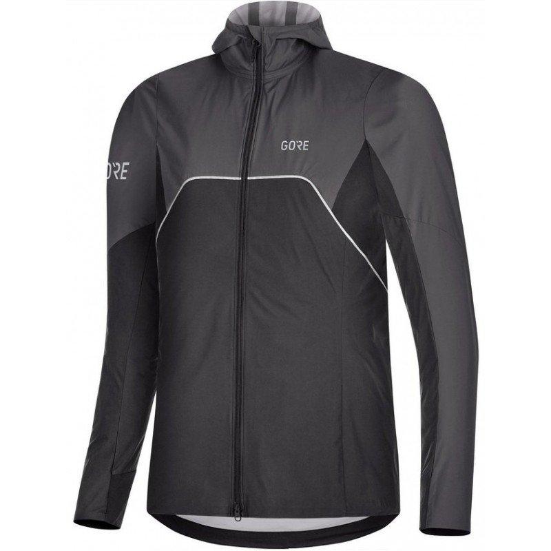 W Gore Veste r7 partial Gore Tex Infinium Hooded Jacket 100460 990r