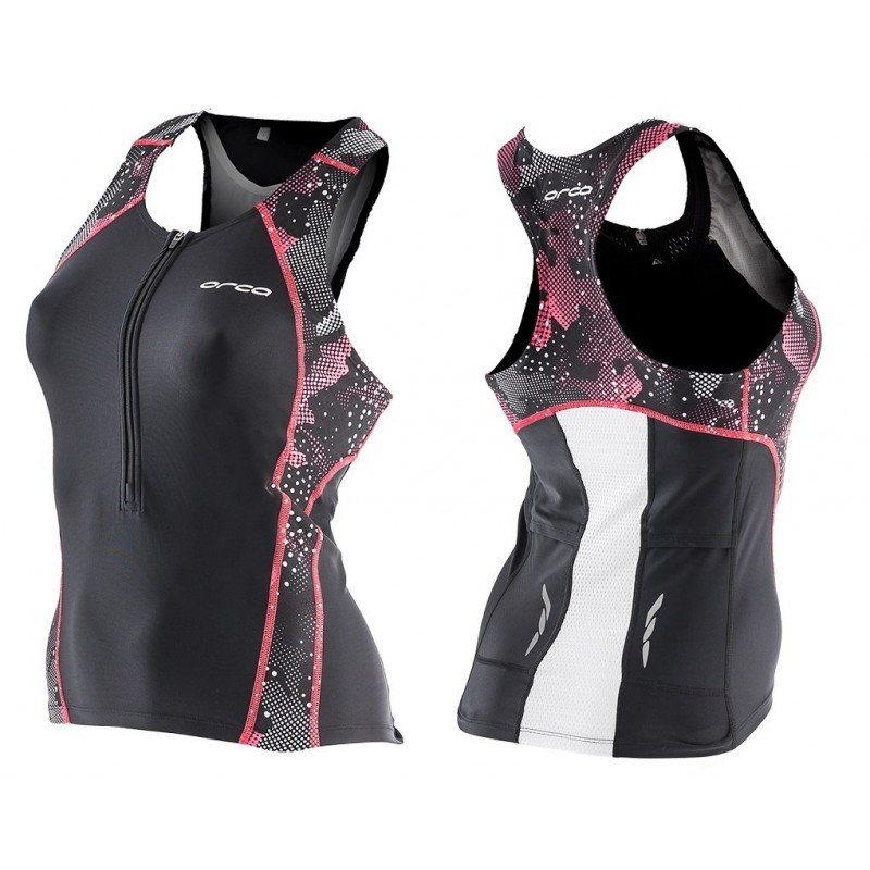 maillot orca core support singlet pour femme
