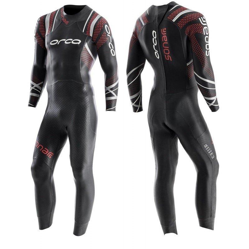 combinaison neoprene de triathlon orca sonar homme