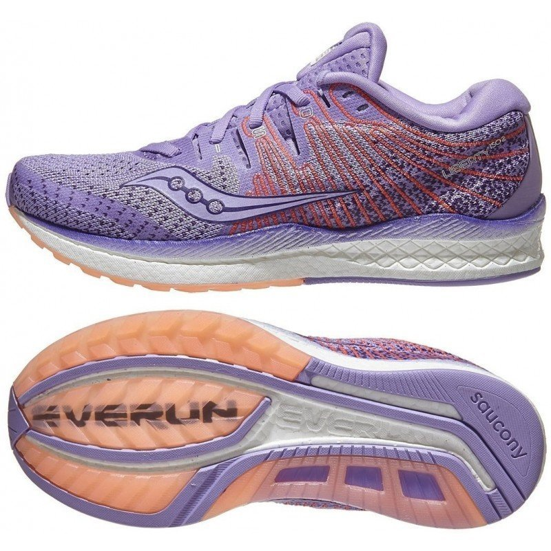 chaussure de running pour femmes saucony LIBERTY ISO 2 S10510-37