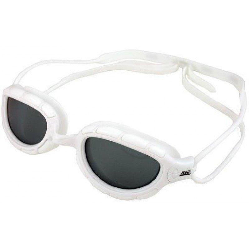 lunettes de triathlon zoggs predator 330863 white / white / smoke