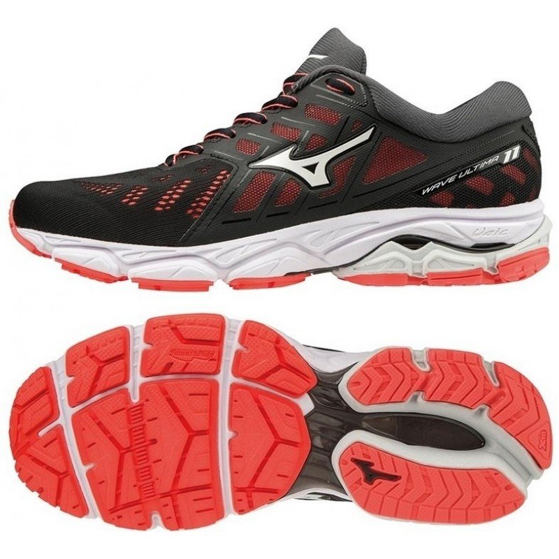 huge discount 2aecc 0228a chaussure de running mizuno wawe ultima 11 j1gd190901 pour femmes