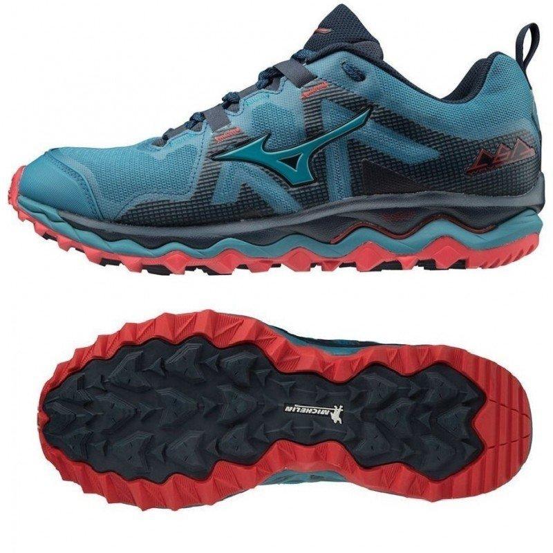 chaussure de trail running pour hommes mizuno wave mujin 6 J1GJ197026