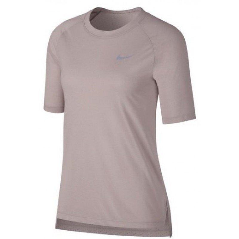 tee de running pour femmes w nike tailwind top ss 890190