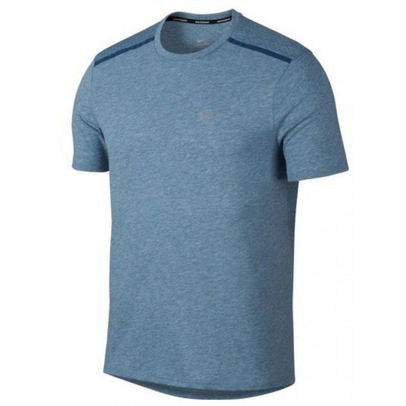 tee shirt de running pour hommes nike tailwind