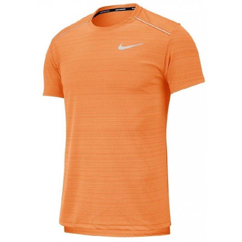 tee running pour hommes nike tee dry miller aj7565-806