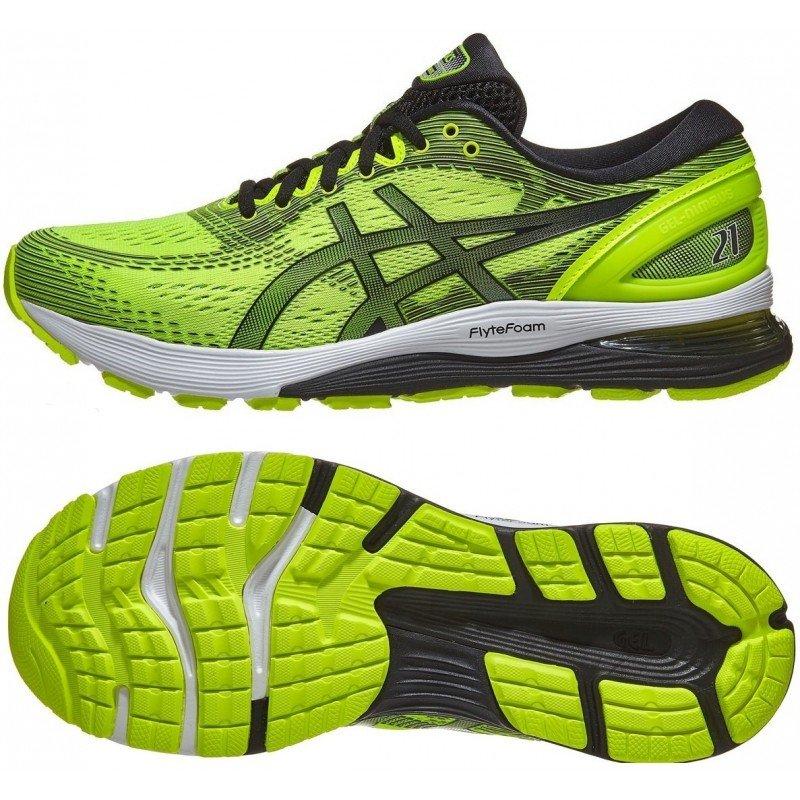chaussure de running pour hommes asics gel nimbus 21 sp 1011a589-001
