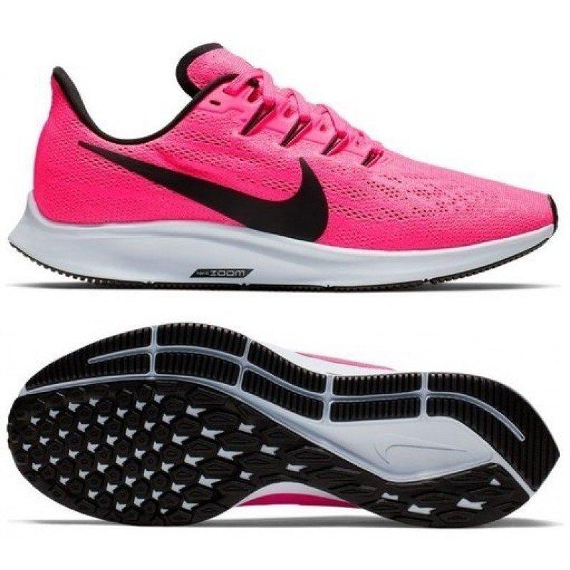 chaussure de running pour femmes nike air zoom pegasus 36 aq2210-600