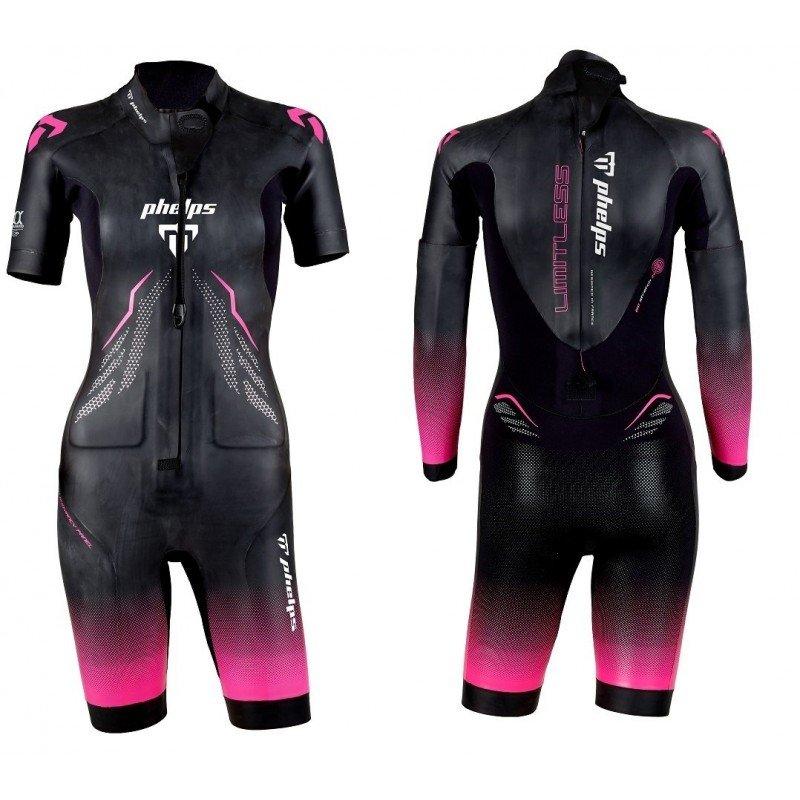 Combinaison de triathlon néoprène Aquasphere Pursuit
