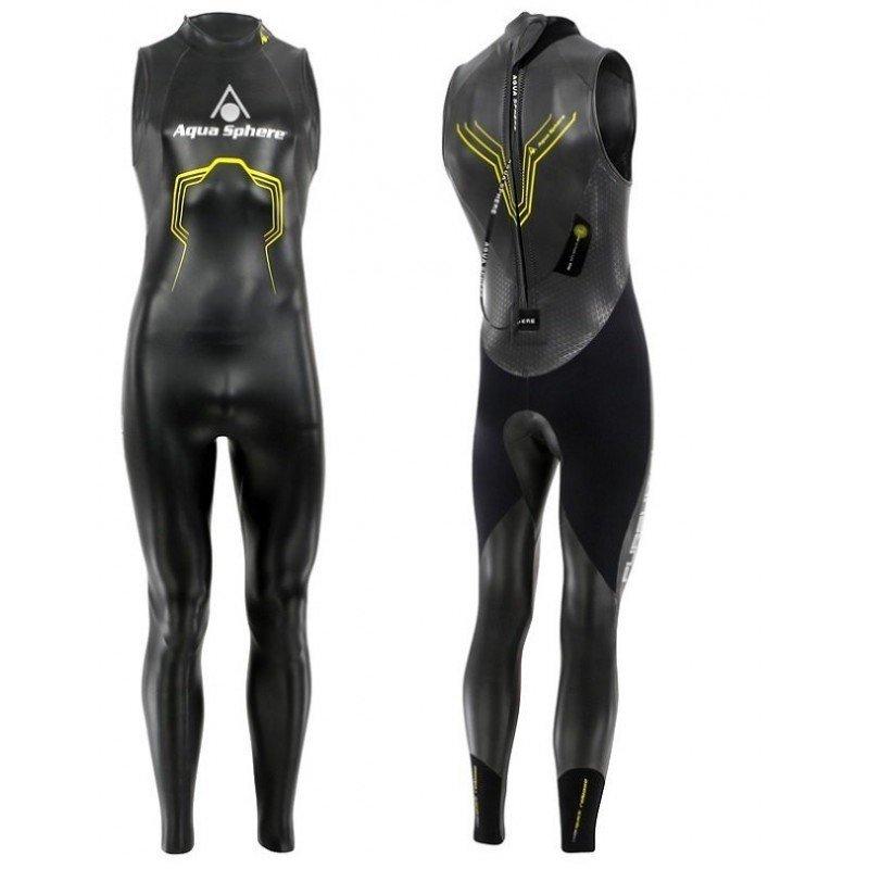 Combinaison de triathlon Aquasphere Pursuit sans manches