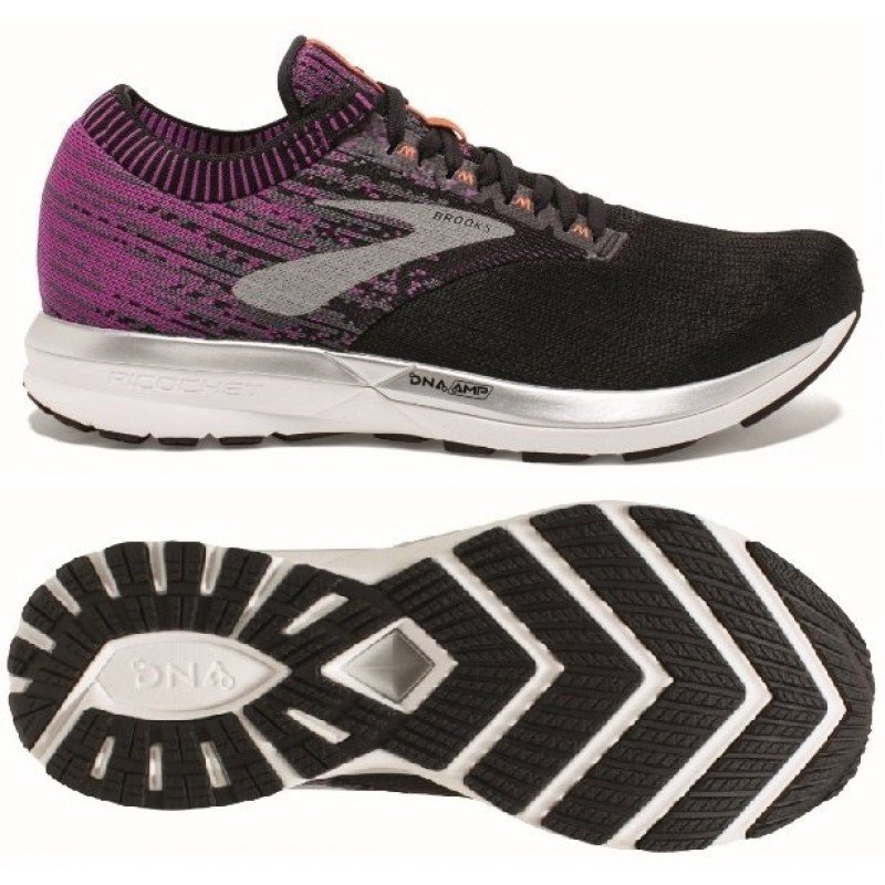 chaussures de running brooks ricochet