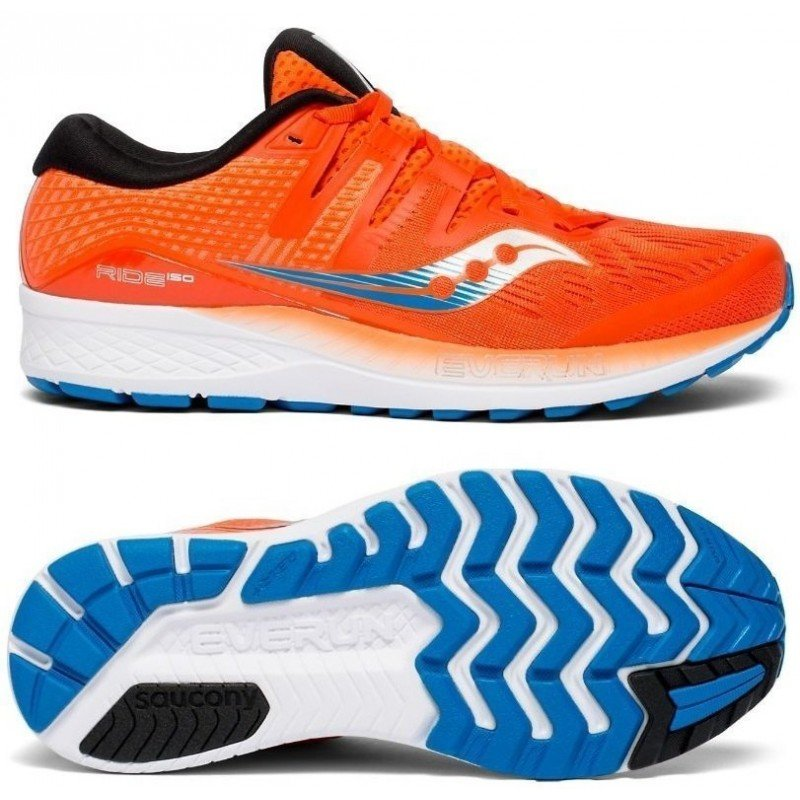 chaussures de running pour hommes saucony ride iso s20444-36
