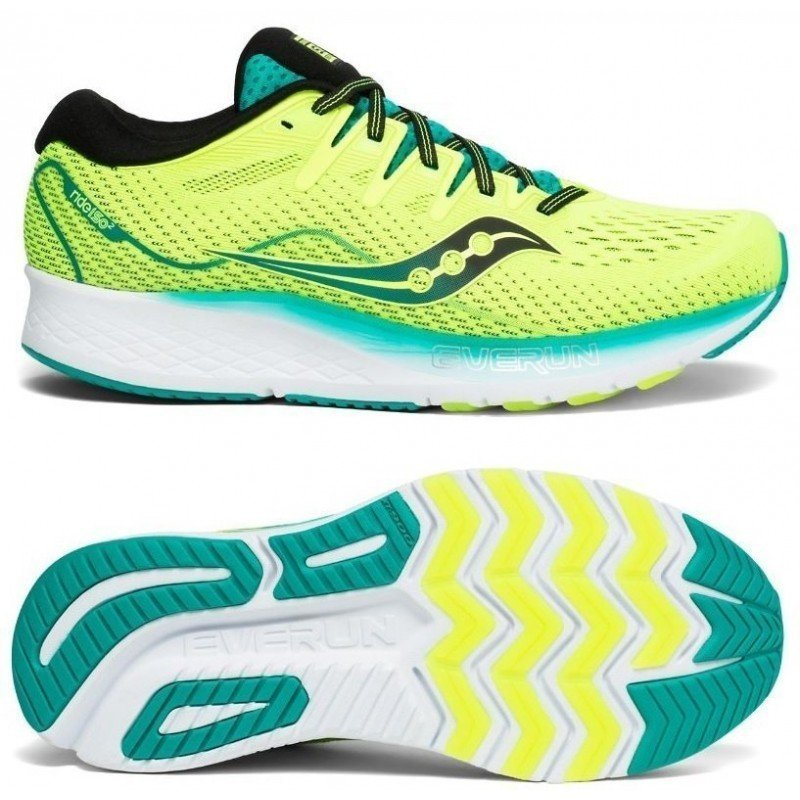 chaussures de running pour hommes saucony ride iso 2 s20514-36
