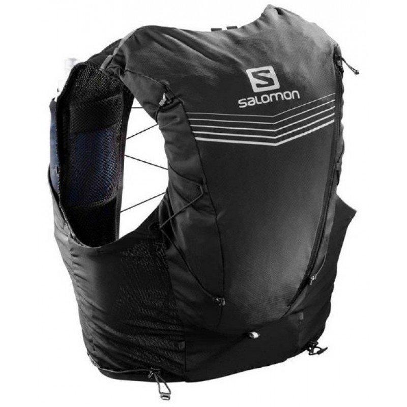 b31549bbeb2 sac de trail running salomon adv skin 12 set black lc101310