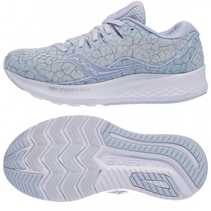 chaussure de running pour femmes saucony ride iso 2 ice s10514-42