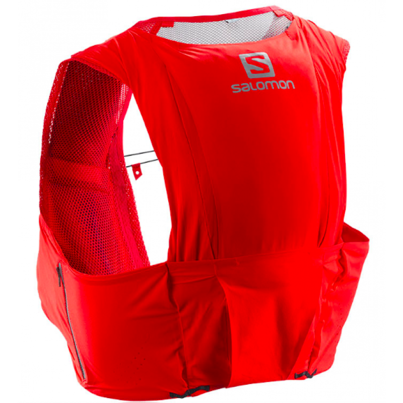 salomon s/lab sense ultra 8l rouge lc130110