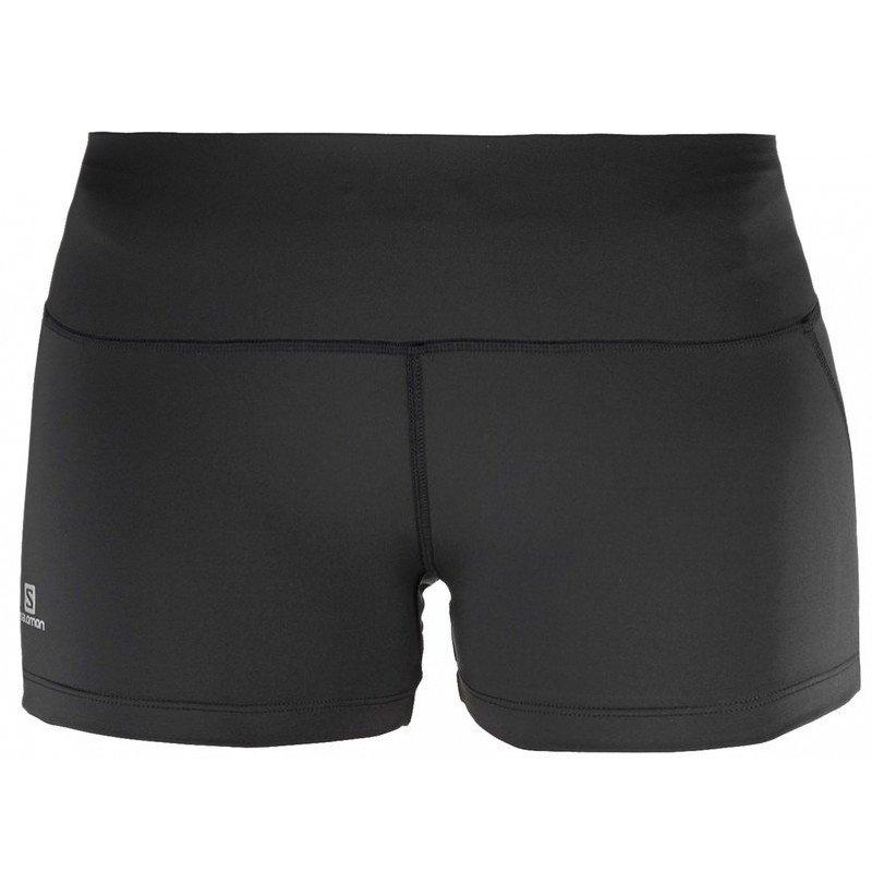 cuissard de running pour femmes salomon agile short tight l401272