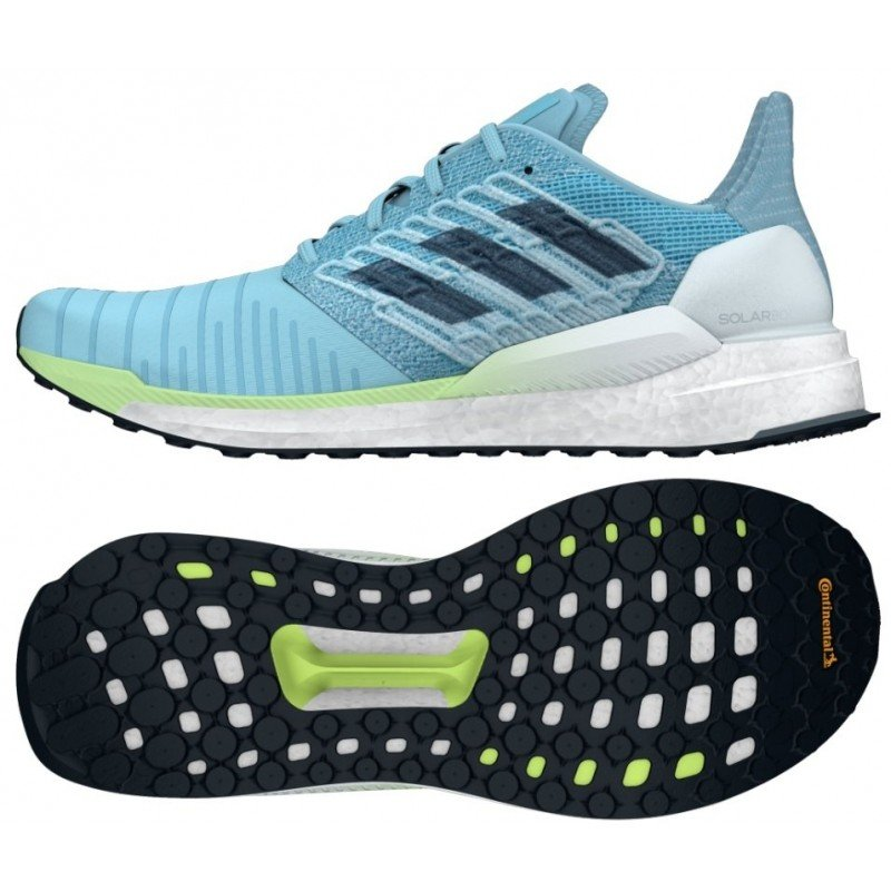 brand new b51fc 42dd2 chaussures de running pour femmes adidas solar boost