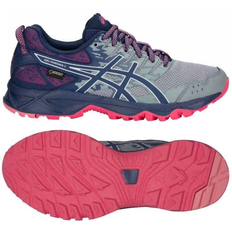 9211ff1fe3c Asics - Chaussures Trail - Chaussures Femmes - Chaussures Running