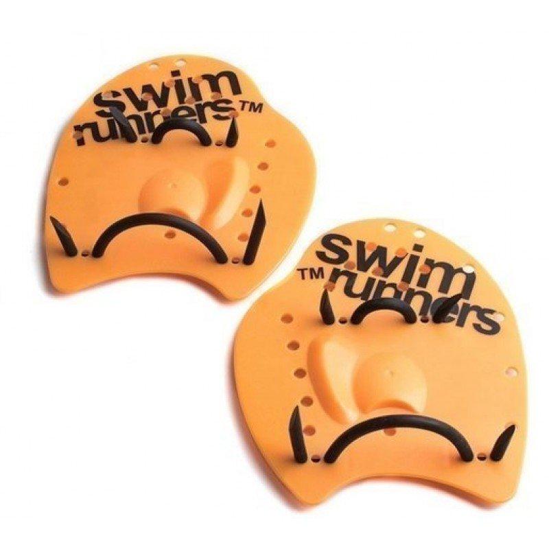Swimrunners Hand Go The Distance