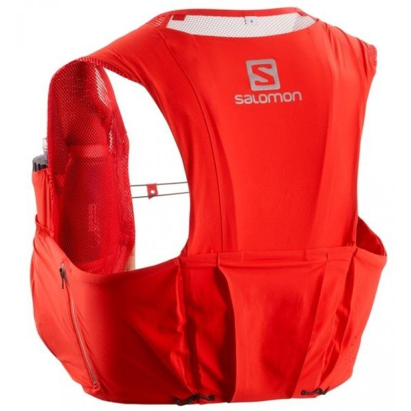 3397dead97 sac de trail running salomon sense ultra 8l rouge 401699