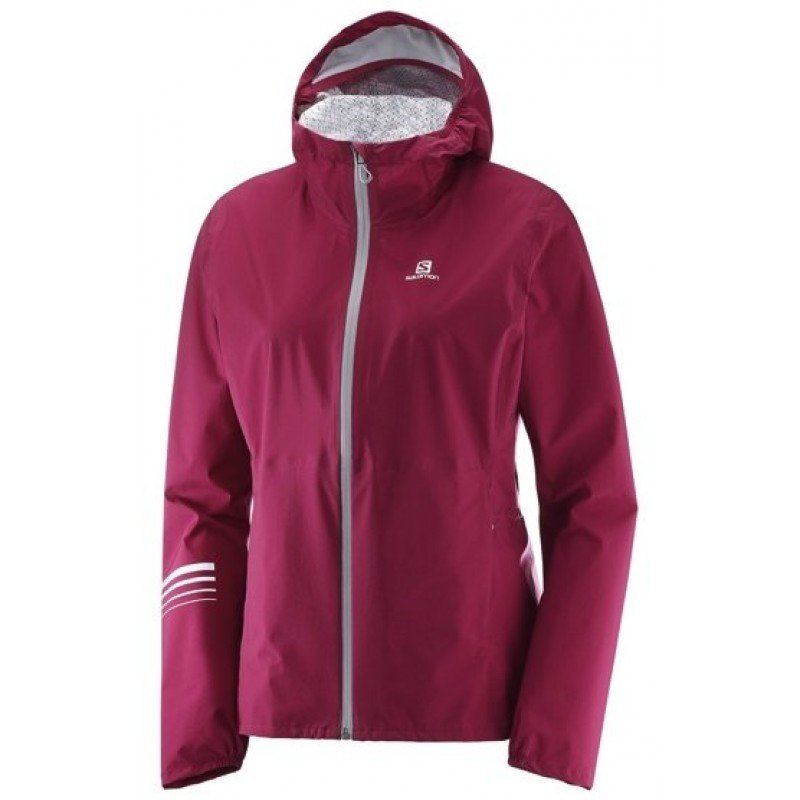 W SALOMON VESTE LIGHTNING WP