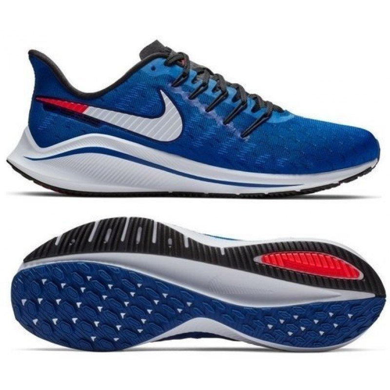 chaussure de running nike air zoom vomero 14 ah7857-400