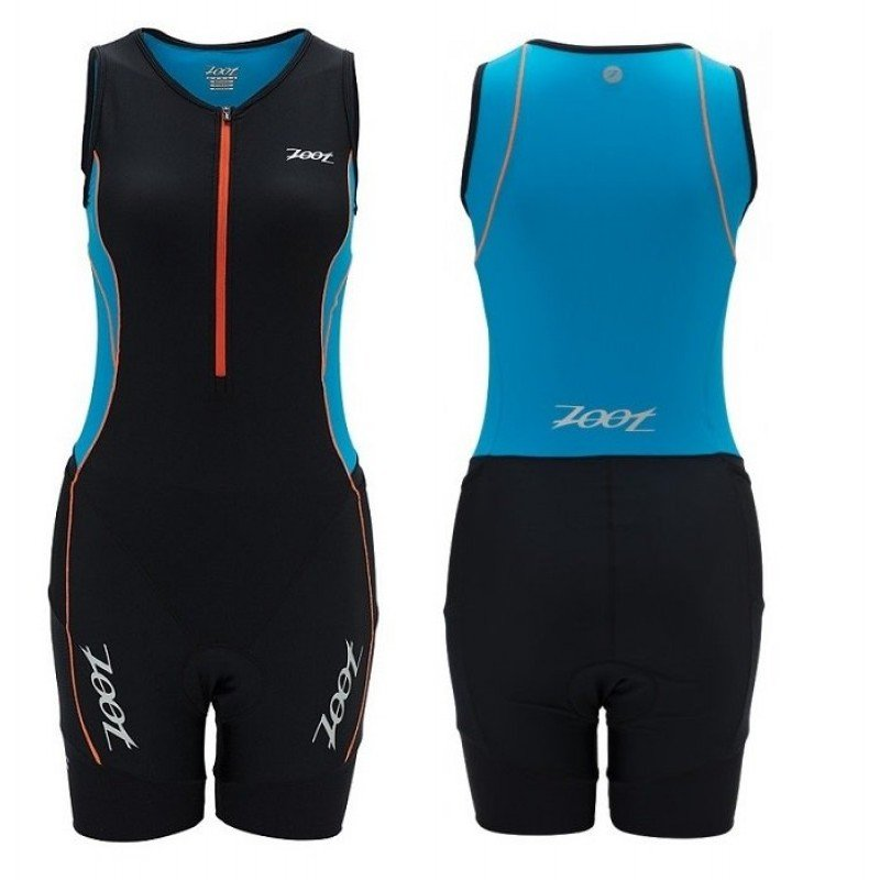 W ZOOT TRIFONCTION PERFORMANCE TRISUIT B/C