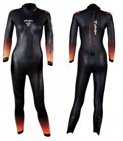 Combinaison de triathlon Michael Phelps 2.0 Femme