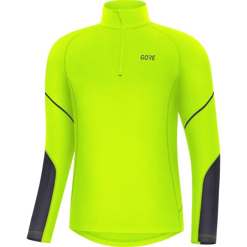 Gore Mid Long Sleeve Zip Shirt 100530-0899