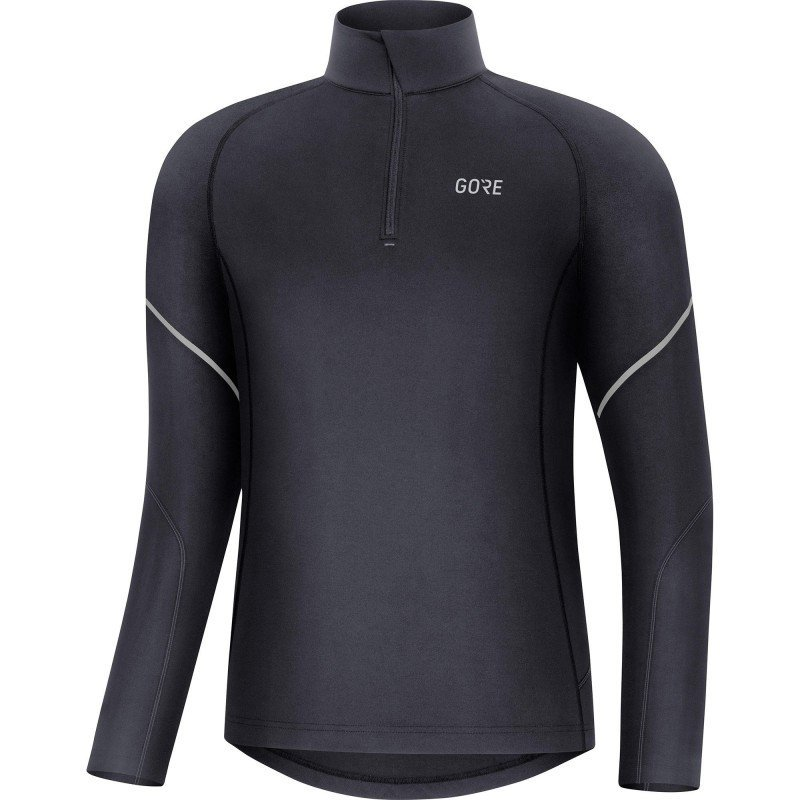 Gore Mid Long Sleeve Zip Shirt 100530-9900