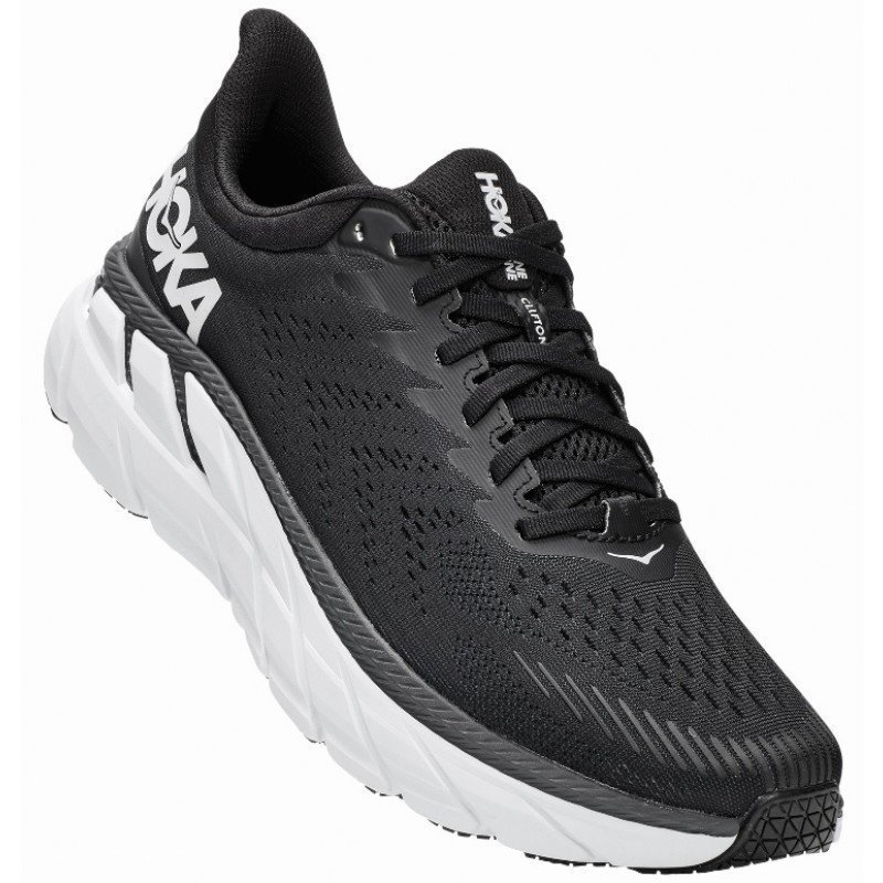 Hoka Clifton 7 1110508-BWHT