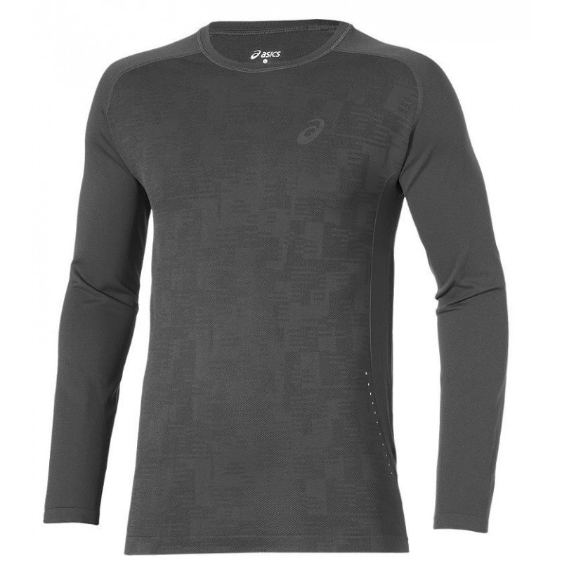 ASICS MAILLOT ML SEAMLESS