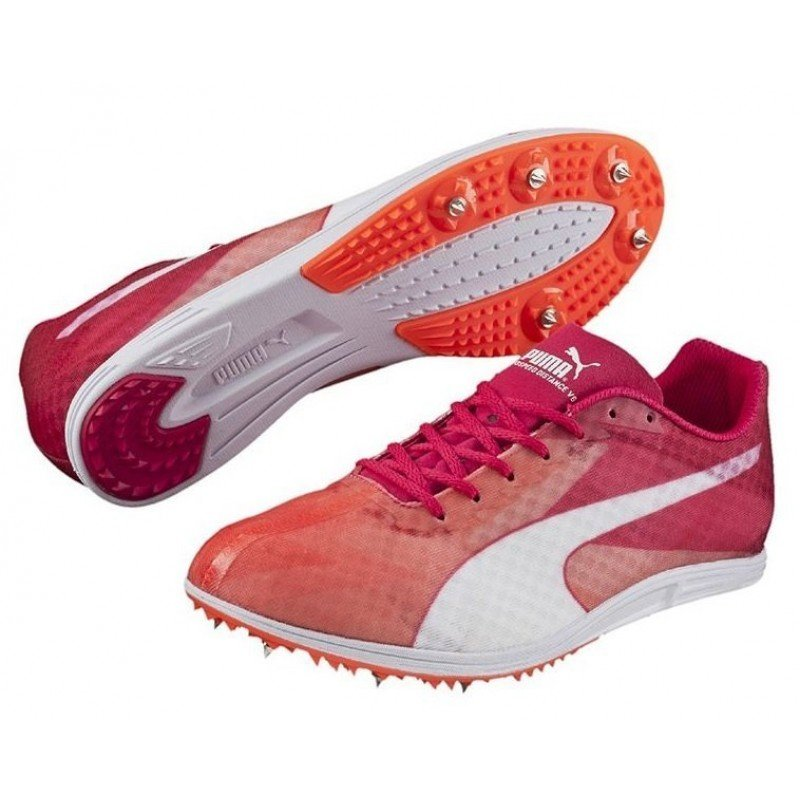 W PUMA POINTES EVO SPEED DISTANCE V6