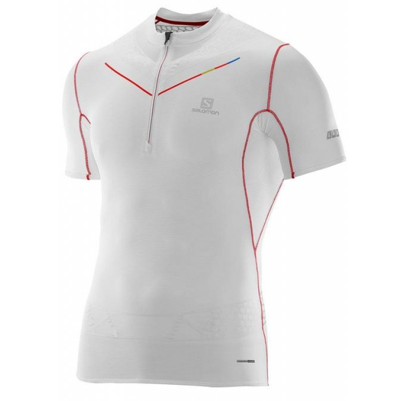 SALOMON EXO S-LAB MAILLOT 1/2 ZIP