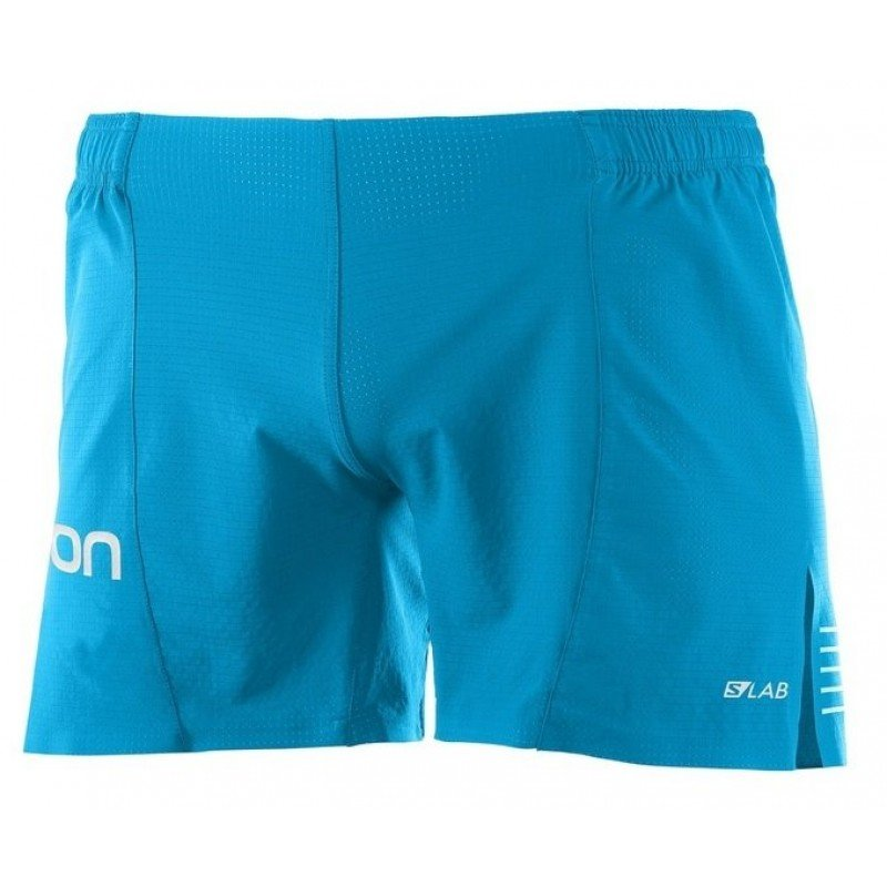 SALOMON S/LAB SHORT 6 M Blue Modular