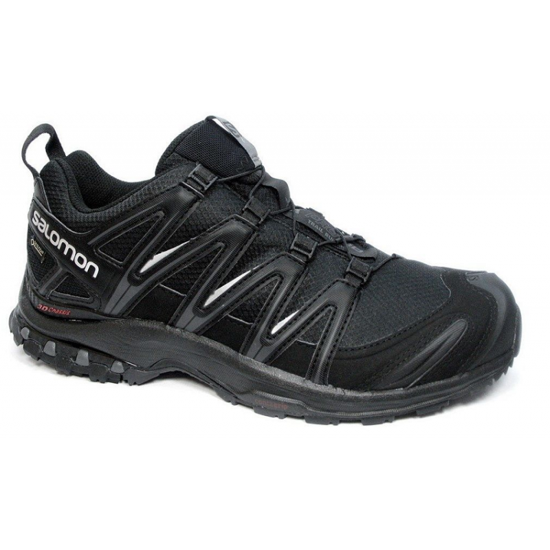 chaussures de trail running pour hommes salomon xa pro 3d gtx black 393322