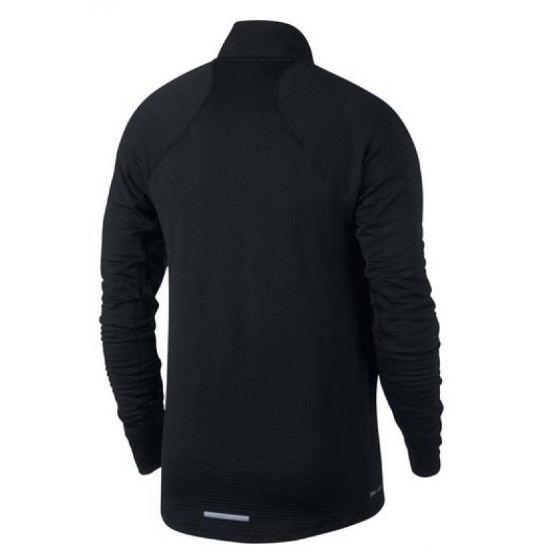 NIKE POLO 1/2 ZIP ML THERMAL