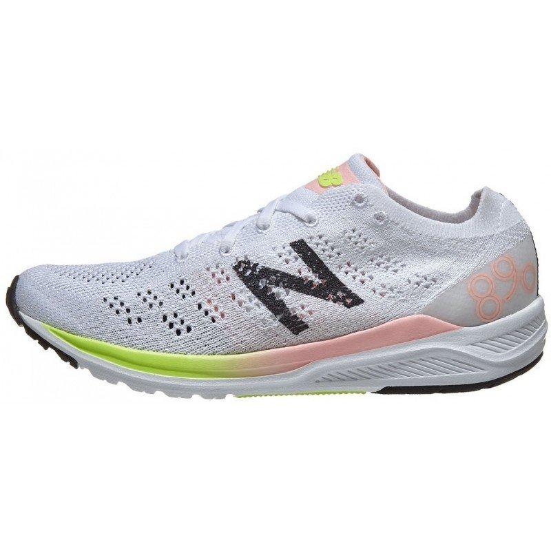 chaussures de running pour femmes w new balance w890 v7 wo7 white