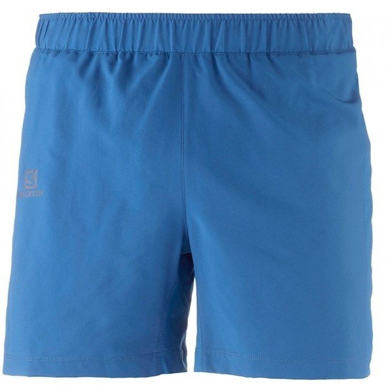 short de running et trail running salomon agile 5 short lc104940