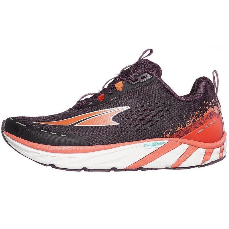 chaussure de running pour femme altra torin 4 zero drop