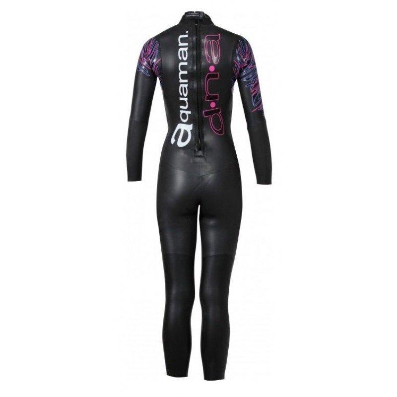combinaison de triathlon pour femmes aquaman DNA