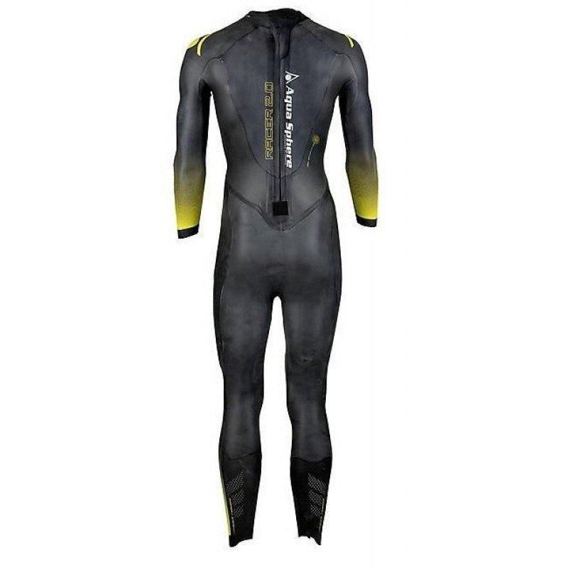 Combinaison de triathlon Aquasphere Racer 2.0 homme