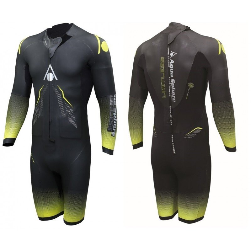 Combinaison de swimrun Aquasphere homme
