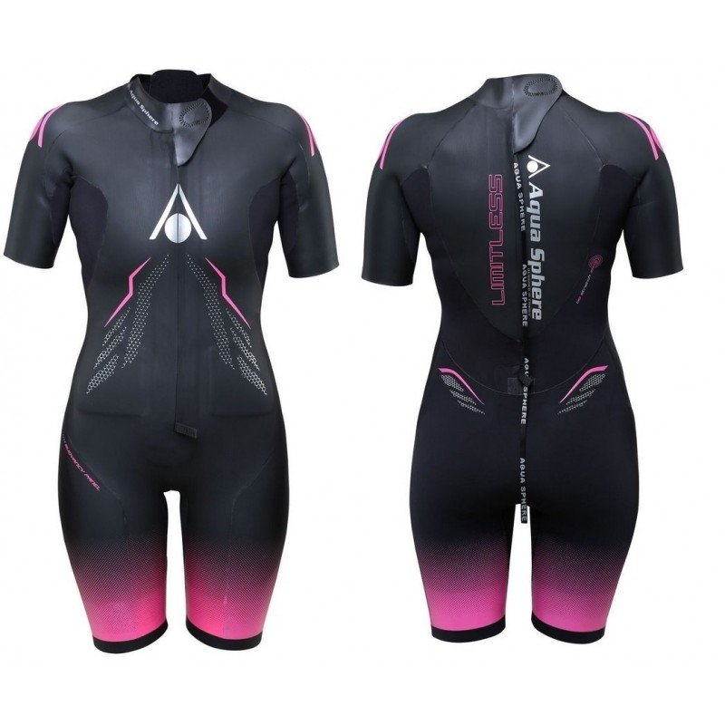 Combinaison de triathlon néoprène Aquasphere Pursuit
