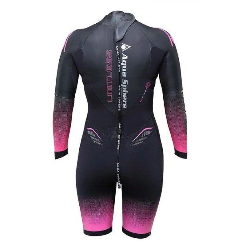 Combinaison de swimrun Aquasphere limitless femme